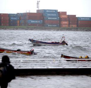 Calles inundadas y viviendas anegadas dejan fuertes lluvias en Concepción