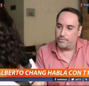 [VIDEO] Entrevista exclusiva con Alberto Chang