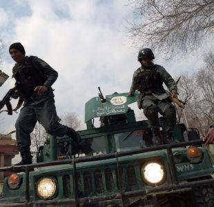 Nueve policías muertos en la explosión de una bomba en Afganistán