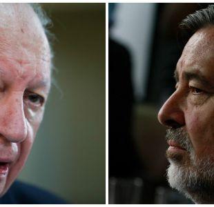 """Ricardo Lagos sobre campaña de Guillier: """"Nadie me pidió una colaboración particular"""""""