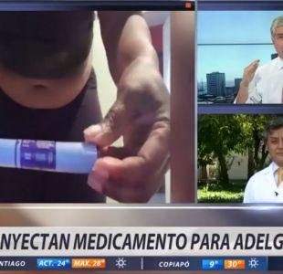 ISP alerta por mal uso de medicamentos para la diabetes y el sobrepeso