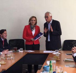 DC comienza reuniones bilaterales en la Nueva Mayoría con el PPD