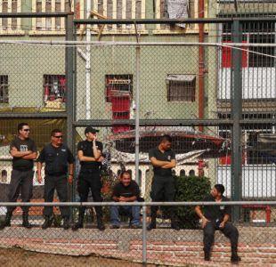Gendarmeria habilita módulo en Colina 1 para condenados por causas de DD.HH.