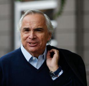 Chadwick por primarias de Chile Vamos: Si las circunstancias cambian, debemos revaluar
