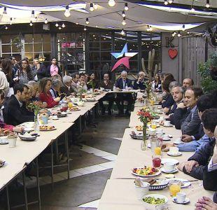 [VIDEO] Debate por primarias en Chile Vamos