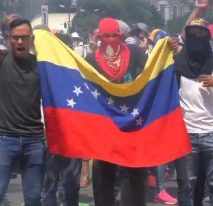 Venezuela: Muere joven en intento de saqueo tras protesta