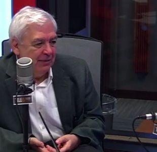 Ernesto Ottone: No es ninguneo a Guillier, pero no veo sus condiciones para dirigir al país