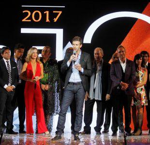"""Canal 13 lanzó la noche de este martes su llamada """"Colección 2017"""""""