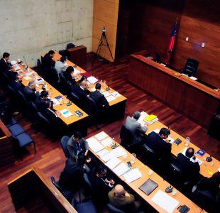 Fraude en Carabineros: Tribunal decreta prisión preventiva para cuatro de los 15 imputados