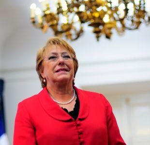 Adimark: Bachelet sube a un 31% y alcanza su mejor registro en dos años