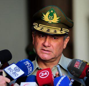 Fraude en Carabineros: General Villalobos se excusa de asistir a Comisión Investigadora