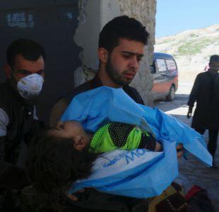 Rusia veta resolución de ONU que pedía cooperación siria para investigar ataque con armas químicas