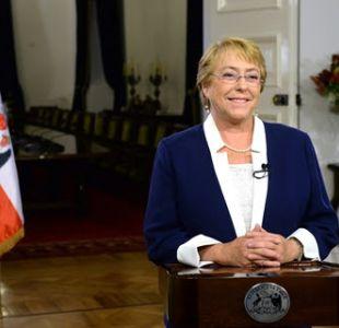 Pensiones: Bachelet opta por una entidad pública y autónoma para administrar 5% adicional