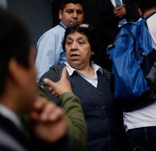 Nelly Díaz anuncia protesta nacional de funcionarios del Registro Civil para la próxima semana