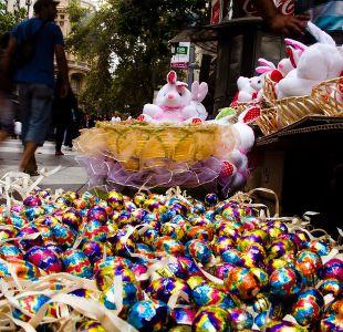 Huevos de chocolate: riesgos del consumo excesivo en niños