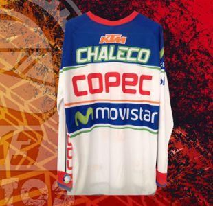 """Concursa y gana junto a #D13motos la camiseta del destacado motociclista Francisco """"Chaleco"""" López"""