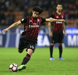 [Minuto a Minuto] Matías Fernández jugó en dura caída de Milan ante la Roma