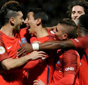 París Saint-Germain gana y alcanza a Mónaco en la cima de la liga francesa