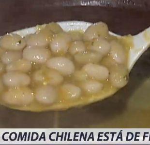 Cocina chilena de fiesta