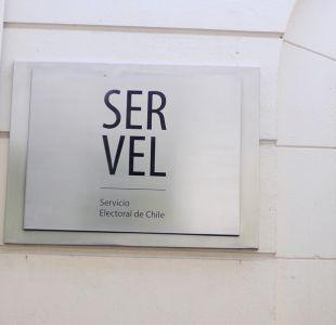 Servel envía 135 casos a Fiscalía para indagar afiliaciones involuntarias a partidos políticos