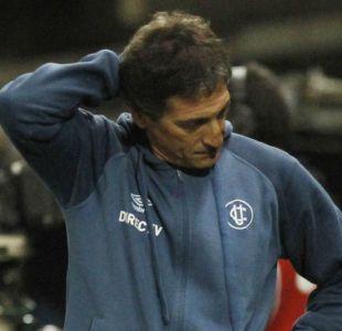 Mario Salas dejará la UC al término del Transición y jugadores asumen su partida