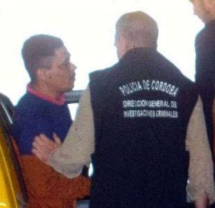 Se entrega principal acusado de muerte de hincha en Argentina