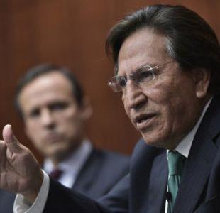 Justicia peruana dicta nuevo mandato de prisión preventiva para Toledo