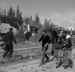 [VIDEO] El fotógrafo que se convirtió un héroe en Siria