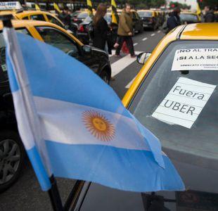 La justicia argentina condena por primera vez a un conductor de Uber