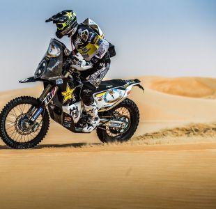 Pablo Quintanilla logra el 7° lugar en la Súper Especial del Rally de Qatar