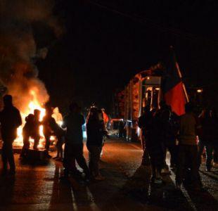 Santa Olga: Vecinos cortan tránsito en la ruta por retraso de la reconstrucción
