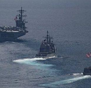 EE:UU.: Marina confirma que supuesta flota que iba a Corea del Norte navegaba en sentido contrario