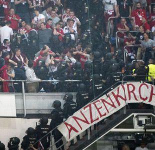 Bayern Munich denuncia ante la UEFA la intervención de la policía contra sus seguidores en Madrid