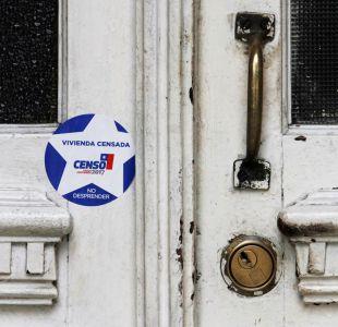 Censo 2017: Las postales que dejó el Censo en Santiago