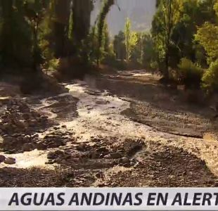 [VIDEOS] Alerta preventiva por precipitaciones
