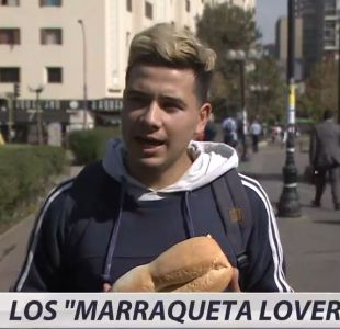 [VIDEO] Los marraqueta lovers