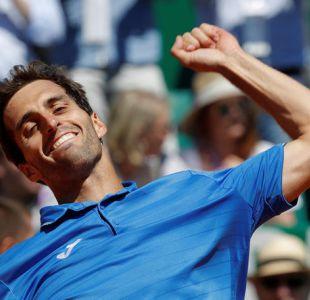 """Español Albert Ramos da """"el golpe"""" y elimina a Andy Murray en Montecarlo"""