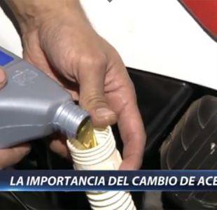 [VIDEO] Jeremías Israel explica importancia del aceite y cómo optimizar su uso en motos