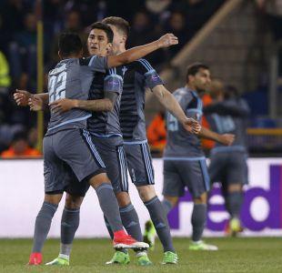 Revisa cómo les fue a los futbolistas chilenos en las ligas de Europa