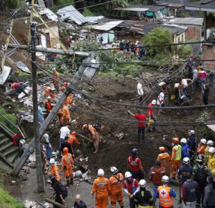 Conteo de muertos por torrenciales lluvias en Colombia asciende a 19