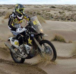 Pablo Quintanilla gana última etapa y finaliza cuarto en el Rally de Qatar