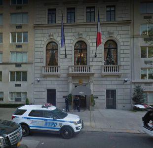 Consulado francia, nueva york