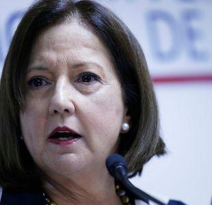 Soledad Alvear: yo creo en la primera vuelta