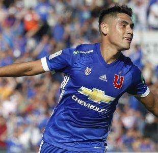 Felipe Mora es el exclusivo goleador del Torneo de Clausura 2017