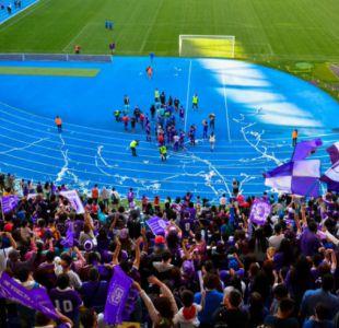[VIDEOS] Deportes Concepción regresa a la cancha junto a más de 15 mil hinchas