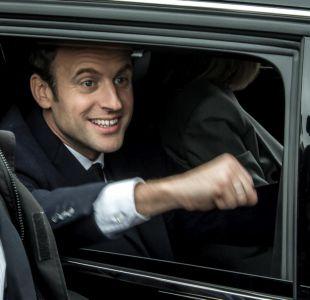 El euro y las bolsas europeas se disparan tras la victoria de Macron en Francia