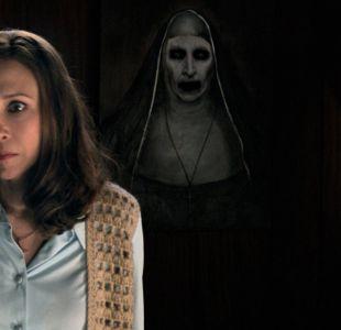 """Taissa Farmiga será """"La monja"""" en el spin-off de """"El conjuro"""""""