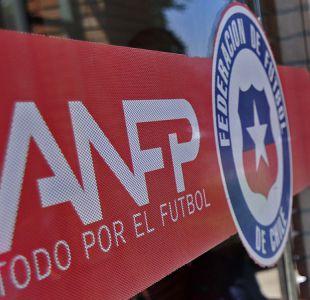 ANFP factura a su nombre viajes de familiares de miembros del directorio