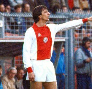 """El Ajax rebautizará su estadio como """"Johan Cruyff Arena"""""""
