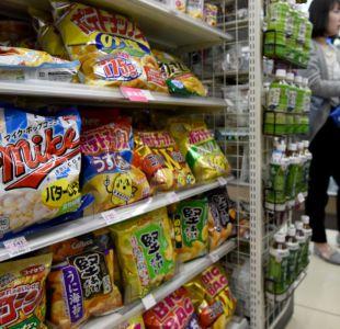 Papas fritas amenazadas en Japón por mala cosecha
